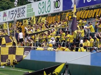 J1:第15節 磐田 vs 柏