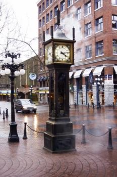 Steam Clock