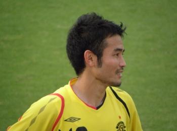 小林 慶行選手